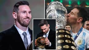 The Ballon d'Or Is Lionel Messi's And The Barcelona Legend Is The 'Greatest Footballer Of His Generation'