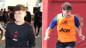 Manchester United's Daniel James Topped Every Pre-Season Fitness Test