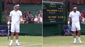 Fabio Fognini Says He Wishes A Bomb Would Explode At Wimbledon In Shocking Outburst