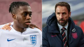 Aaron Wan-Bissaka Set To Switch His Nationality If He Continues To Be Overlooked By England