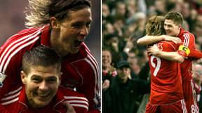 Fernando Torres Names Steven Gerrard As His Greatest Teammate Ever