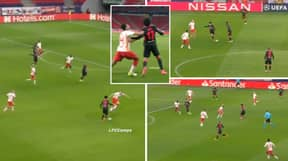 Curtis Jones Treated Champions League Knockout Tie Like It Was A Five-A-Side Game At Powerleague