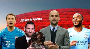 Manchester City Manager Pep Guardiola's All-Time Best XI Has Been Named