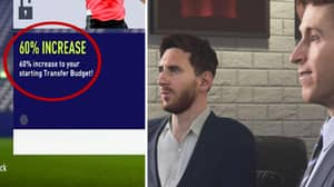There's A Genius Trick To Sign Lionel Messi For Ridiculously Cheap On Career Mode