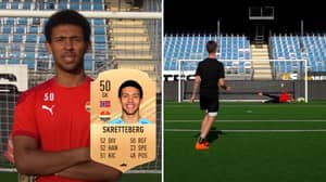 YouTubers Find One Of The Lowest Rated Goalkeepers On FIFA 21 To See How Good He Is In Real Life