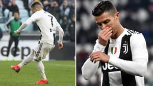 Cristiano Ronaldo Has Lost His Penalty Bet With Max Allegri