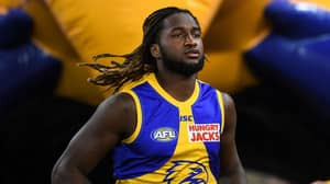 Nic Naitanui Says He's Racially Abused By AFL Fans '20 Times A Year'