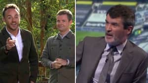 Ant And Dec Want Roy Keane To Take Part In 'I'm A Celebrity'