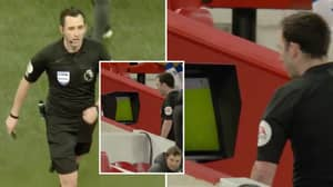 Liverpool Fans Think Referee Chris Kavanagh 'Didn't Even Watch' Penalty Incident Properly On Monitor