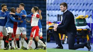 Rangers Consider Stopping Taking The Knee Ahead Of Celtic Match