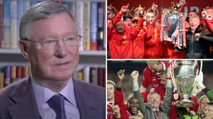 Sir Alex Ferguson Reveals He Only Coached Four 'World-Class' Manchester United Players