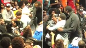 Boxer Gervonta Davis Filmed Gripping The Mother Of His Child By The Neck