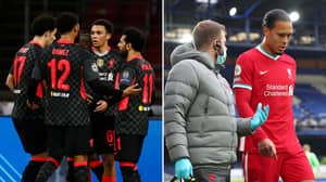 Liverpool Wanted To Beat Ajax For Injured Teammate Virgil Van Dijk