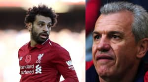 Egypt Coach Urges Mohamed Salah To Leave Liverpool