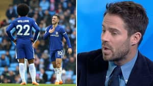 Jamie Redknapp Ripped Into Chelsea's Performance Against Manchester City