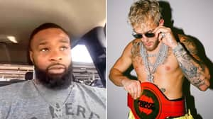 Tyron Woodley Lashes Out At Jake Paul Who Exposes Himself As A Casual After Stunt Backfires