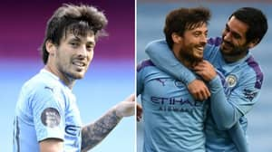 Ex-Man City Star David Silva Offered A Luxury Home And Private Jet In Lazio Mega-Deal