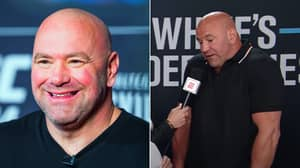 Dana White Names The Ultimate GOAT Of Combat Sports, It's A HUGE Shout