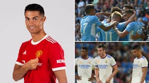 The 10 Most Valuable Squads In Club Football Have Been Named And Ranked