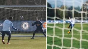 Chelsea's January Signing Gonzalo Higuain Is Looking Absolutely Lethal In Training