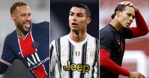 UEFA's Team Of The Year As Voted For By Fans Has Been Announced