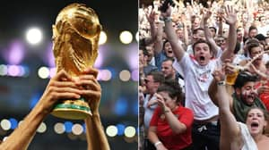 FIFA Are Considering Proposal To Move The World Cup To Every Two Years