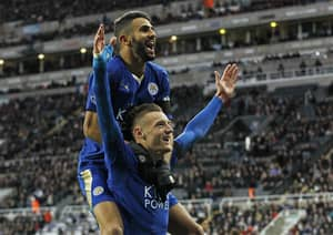 Stats Show How Little Chemistry Vardy And Mahrez Have Had This Season