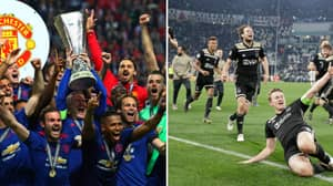 Manchester United And Ajax's Fortunes Since Europa League Final Are A Stark Contrast
