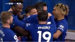 Reece James Serenades Chelsea Teammate Thiago Silva After His Goal Against Sheffield United