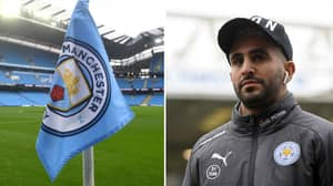 Riyad Mahrez Hands In Transfer Request To Force Move