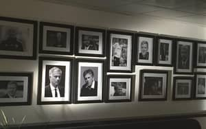 Claudio Ranieri Has Made A Strange Decision With The Decoration Of His Office
