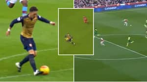 A Compilation Of A Peak Mesut Ozil Proves He's One Of The Best Creative Players The Premier League Has Ever Seen