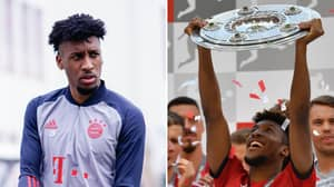 Kingsley Coman Has Won The League Every Year Since Becoming A Professional Footballer