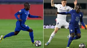 Cesc Fabregas' Tweet About N'Golo Kante's Performance Against Real Madrid Is Spot On