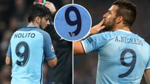 Manchester City Have A New Number Nine For The 2019/20 Season