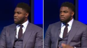 Micah Richards Brilliantly Responds To Claims He's Only On TV Because Of BLM