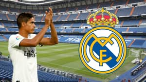 Raphael Varane Has Told Real Madrid That He Wants To Leave The Club