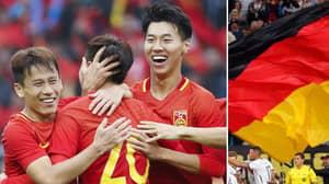 China Under 20's Set To Play In German Football Next Season