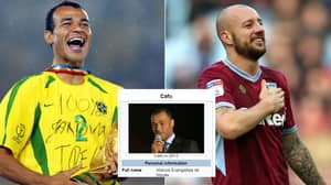 Aston Villa Fans Change Cafu's Wikipedia Page After Alan Hutton Turned Into Messi