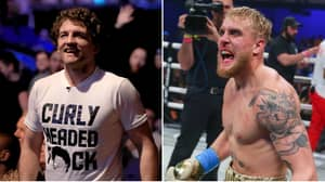 'Ben Askren Gets Knocked Out In A Boxing Fight By Jake Paul'