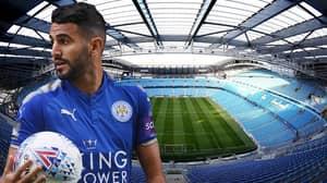 Manchester City Make 'Audacious' Late Bid For Leicester City's Riyad Mahrez