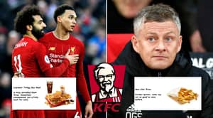 KFC Produce Brilliant Thread Comparing Football Teams To Their Menu