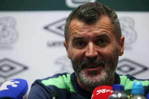 Roy Keane Responds To Question About Getting Emotional Over Ireland Win