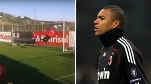 Dida's Goalkeeper Training Sessions At The Age Of 41 Were Just Amazing To Watch