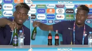 Euro 2020 Officials Will No Longer Place Heineken Bottles In Front Of Muslim Players