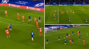 Compilation Shows N'Golo Kante Destroying Atletico Madrid In Epic Display