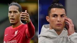 Cristiano Ronaldo 'Will Struggle Against Virgil van Dijk', Says Graeme Souness