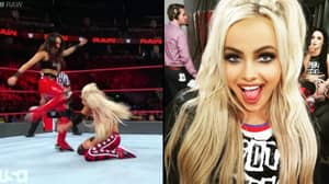 WWE's Liv Morgan Suffers Concussion After Move Goes Wrong