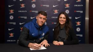 Ross Barkley Completes Transfer To Chelsea