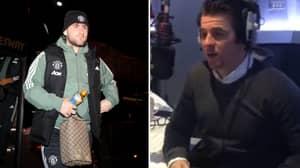 Joey Barton Wades Into Luke Shaw Debate, Uses Strange Sh*t Analogy